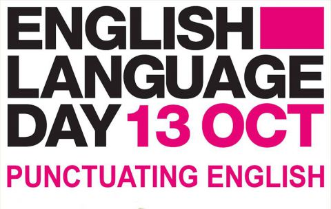 English Language Day 2015 Punctuating English