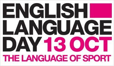 English Language Day 2011 - The Language of Sport