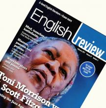 English Review Cover